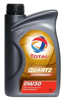Motoröl TOTAL Quartz 9000 Energy 0W-30 - 1 Liter